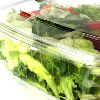 Упаковка для салатов. ПакГрад