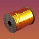 Лента Металлизированная  5 мм х500 золото Ф, шт