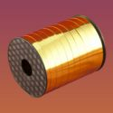 Лента Металлизированная 10 мм х250 золото, шт