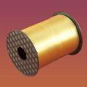 Лента Полипропиленовая 5 мм х500 золото, шт
