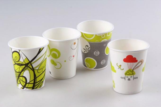 Бумажные стаканчики для кофе