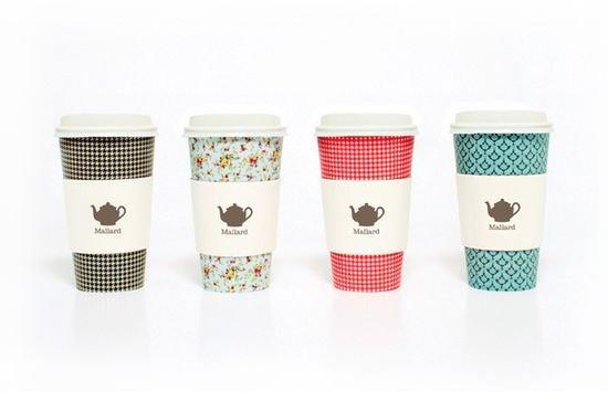бумажные стаканчики для кофе от пакград