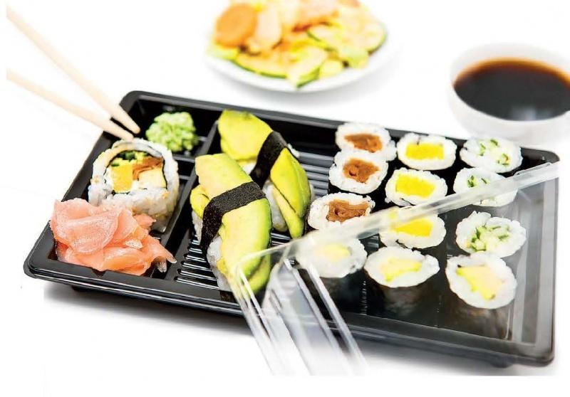 Как выбрать упаковку для суши и роллов?